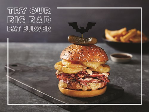 Big Bad Bat Burger