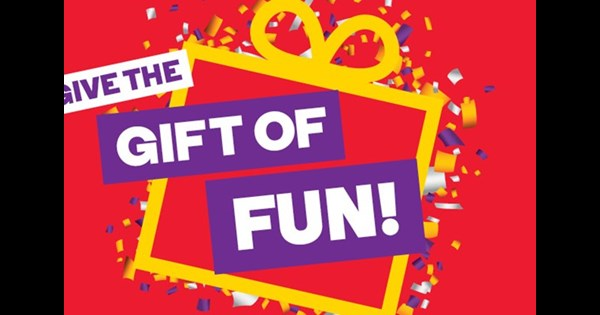 Give the gift of fun this Christmas with ZONE BOWLING